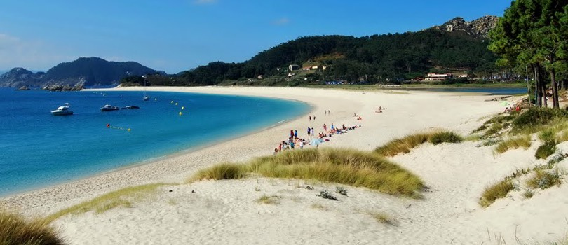 Resultado de imagen de playas perros galicia