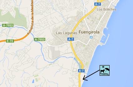 playa para perros en Fuengirola