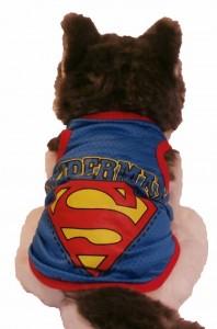 Disfraz para perros de Superman
