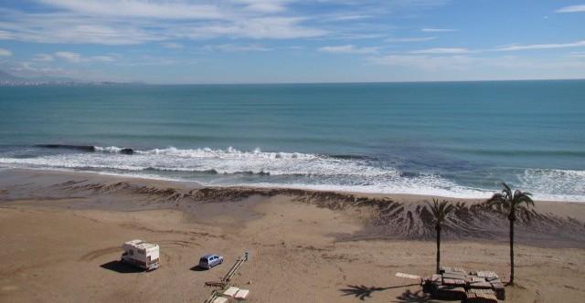 Playa Agua Amarga en Alicante