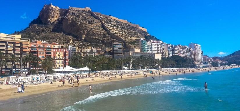 Playas para perros en Alicante