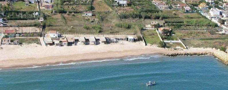 playa para perros en cullera valencia