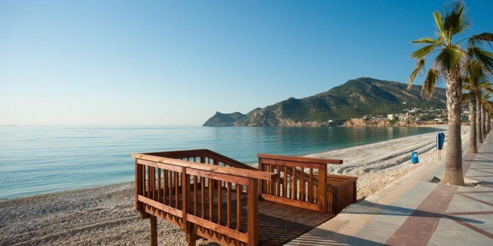 Mejores hoteles que admiten perros en El Albir