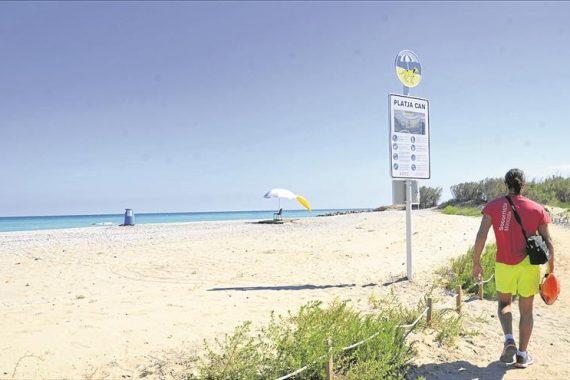 Playa Belcaire para Perros en Moncofa