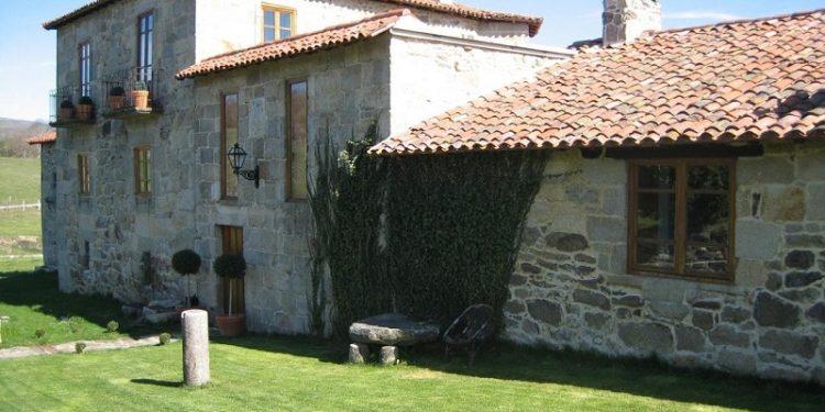 Pazo A Freiria en Ourense, uno de los muchos hoteles que admiten perros para estas vacaciones