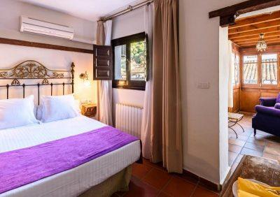 Este es uno de los muchos hoteles que puedes encontrar en Granada para ir con tu mascota