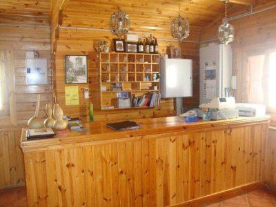 Cabañas de madera en Alixar de Guejar Sierra donde puedes ir con tu perro estas vacaciones