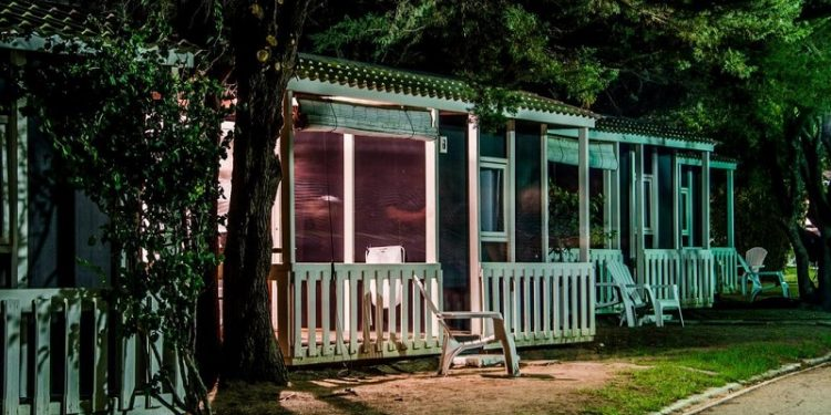Bungalows tangana tienes alojamientos de madera en plana naturaleza para ir con tu perro