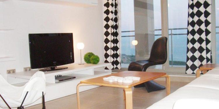 Foto de un apartamentos de lujo que admite perros gratis en Castellón con vistas al mar