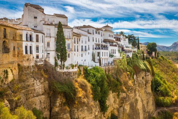 Foto de Ronda, un lugar muy especial y bonito para ir de vacaciones con tu perro en cualquiera de estos alojamientos