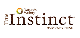 Logo de la marca de piensos para perros True Instinct
