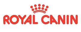 Logo de la marca de piensos para perros Royal Canin