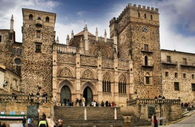 Foto de la ciudad de Cáceres