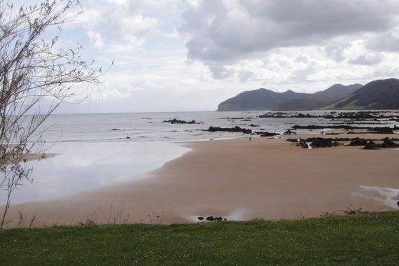playa para perros de Noja