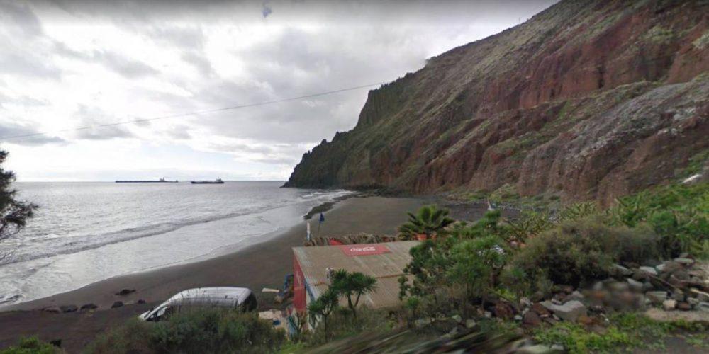 playa para perros las gaviotas en tenerife