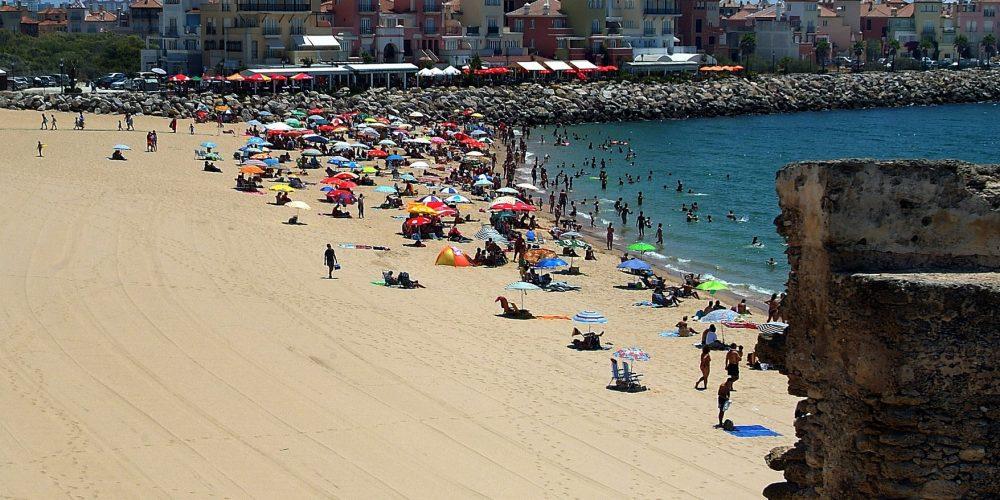 Foto de la playa en Puerto de Santa María