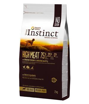 Saco True Instinct High Meat Medium / Maxi