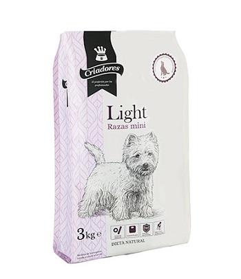 Criadores light, una marca de croquetas desarrollada por veterinarios