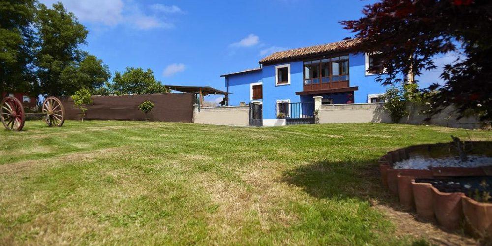 Todas las casas rurales que admiten perros GRATIS en la provincia de Asturias
