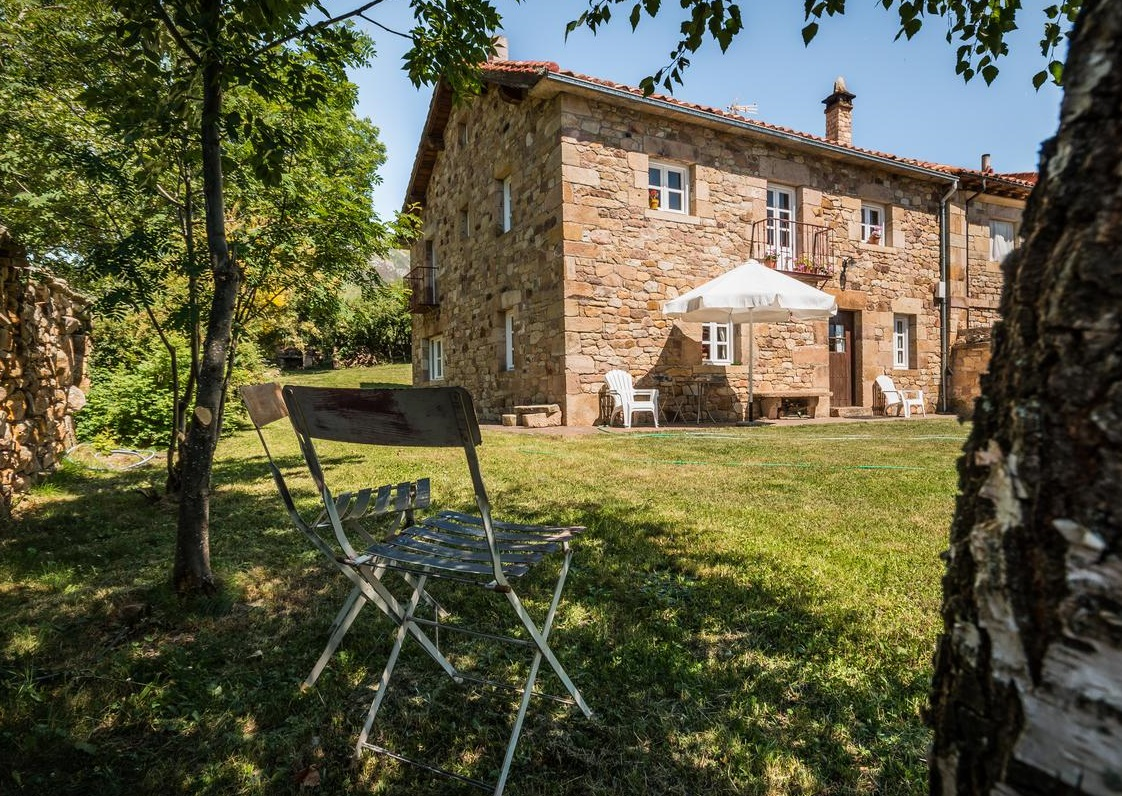 Casas Rurales que admiten perros GRATIS en Cantabria