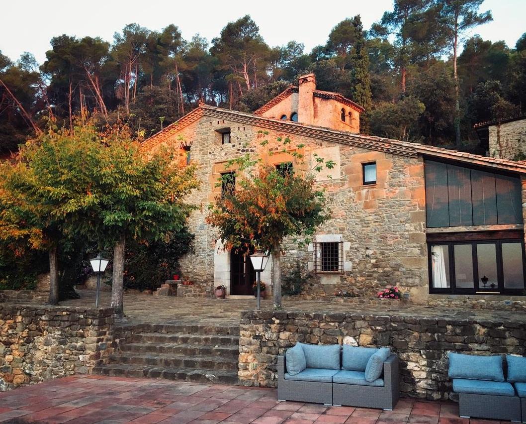 Casas rurales que admiten perros GRATIS en Girona