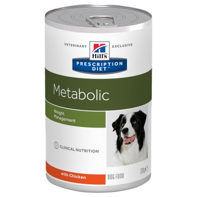 Pienso para control de sobrepeso en los perros Hill's Prescription Diet Canine Metabolic