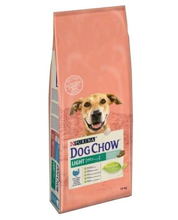 Pienso para el control de sobrepeso en los perros Purina Dog Chow Light