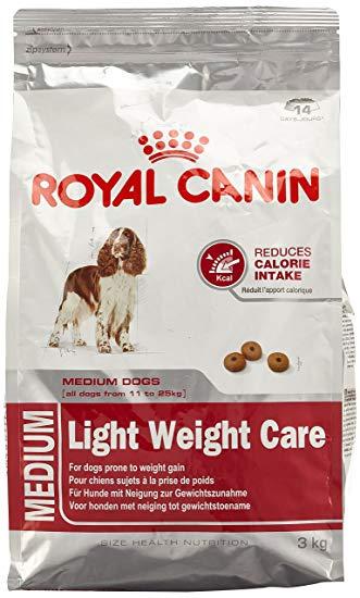Evita el sobrepeso en tu perro con el pienso de la marca Royal Canin Light Weight Care