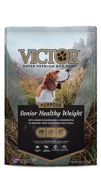 Pienso para controlar el sobrepeso de tu perro Victor Senior Healthy Weight Management Diet Dog Food
