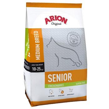 Arion Senior pienso para perros con problemas de corazon