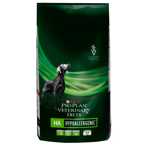 Pienso ideal para perros con alergias o intolerancias Purina Pro Plan Veterinary Diets HA Hypoallergenic