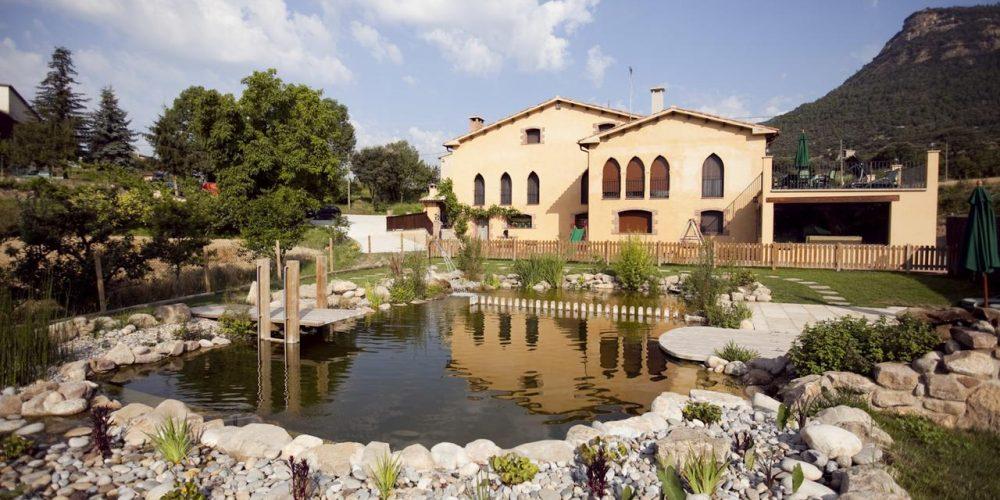 Foto de la casa rural Salt del Colom en Barcelona