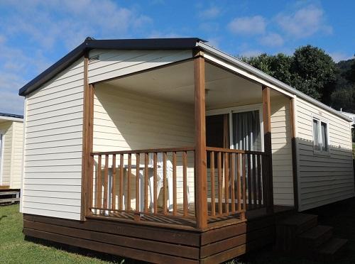 Foto de Camping 1ª O Muiño - Bungalow Park