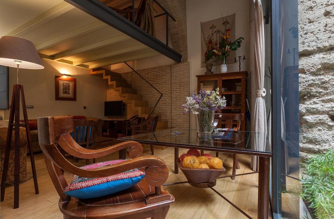 Mejores apartamentos que admiten perros gratis en la ciudad de Sevilla