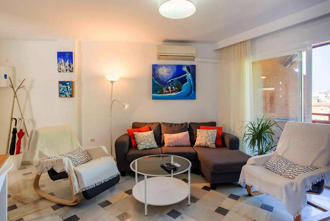 mejores apartamentos que admiten mascotas en la ciudad de Málaga