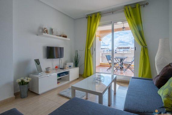 Apartamentos que admiten mascotas en Mar de Cristal en la Manga del Mar Menor