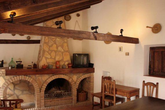 Foto de una de las mejores casas rurales que admiten mascotas de nuestro listado para visitar la Sierra de Cazorla y donde tu perro se aloja GRATIS