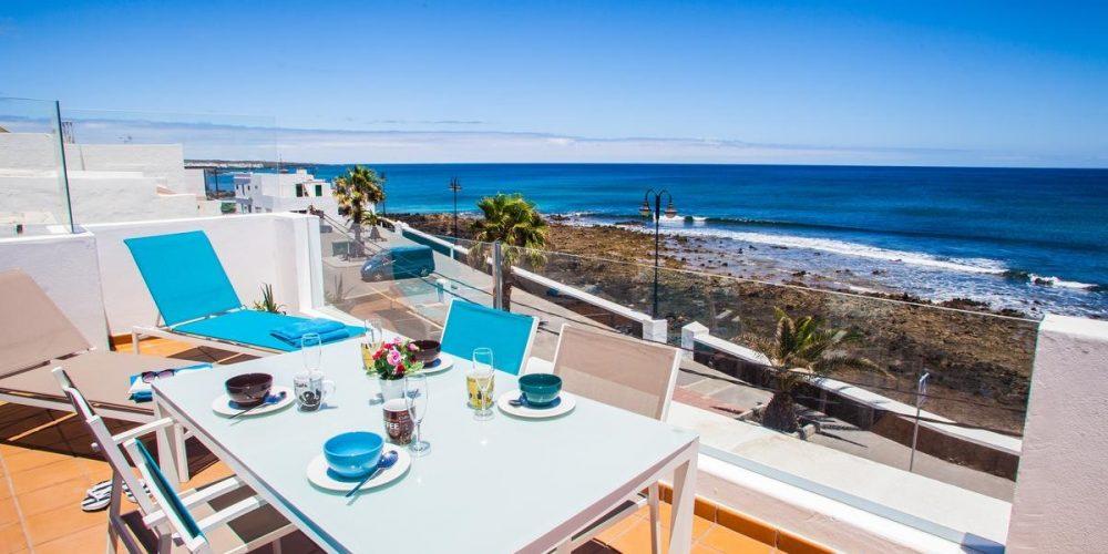 Apartamentos que admiten mascotas en la Isla de Lanzarote
