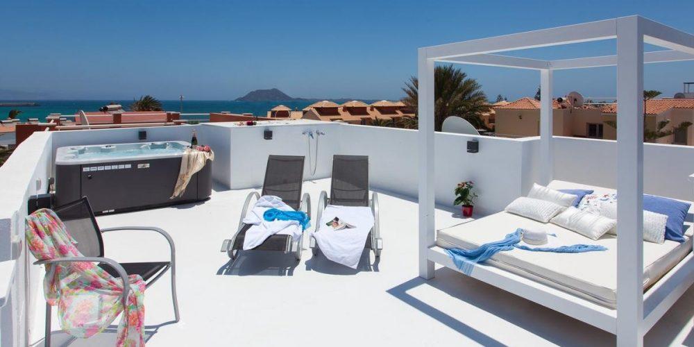 Villas que admiten mascotas en la isla de Fuerteventura