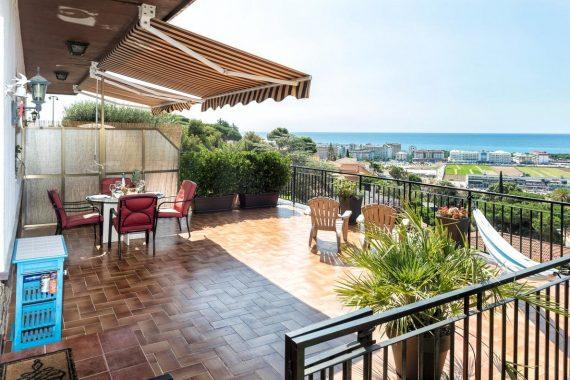 Apartamentos que admiten mascotas en Santa Susanna en la Costa del Maresme