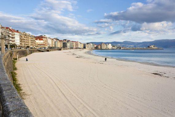 Apartamentos que admiten mascotas en Sanxenxo para disfrutar de la playa en Pontevedra con tu mascota