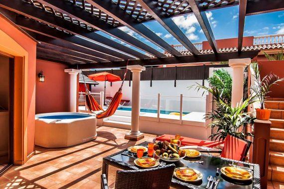 Villas que admiten mascotas en Corralejo en Fuerteventura