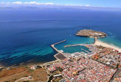 Hoteles que admiten mascotas en Tarifa en la provincia de Cádiz