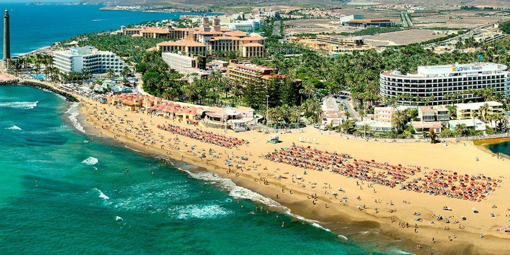 Hoteles que admiten mascotas en Maspalomas en Gran Canaria