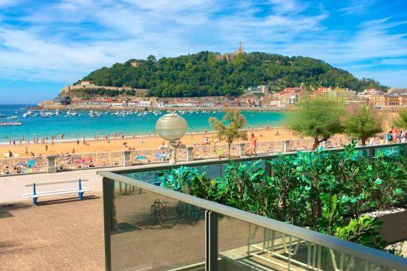 Apartamentos que admiten mascotas en San Sebastián