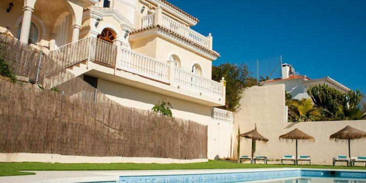 Villas que admiten mascotas en Mijas Costa