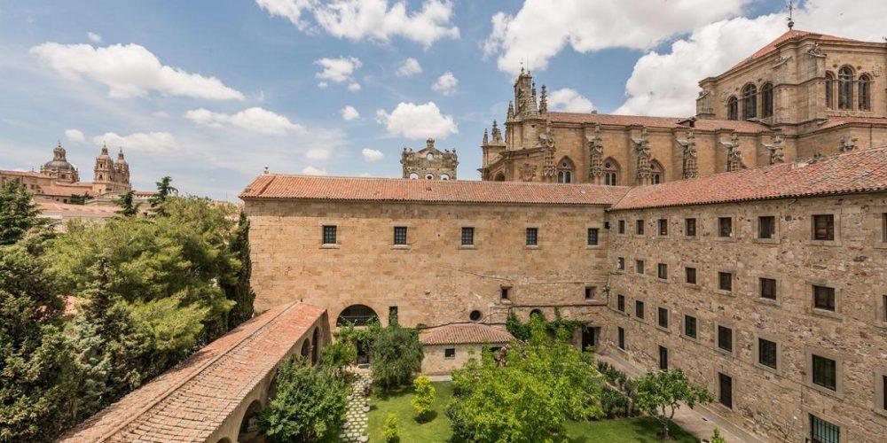 Hoteles que admiten mascotas en la provincia de Salamanca