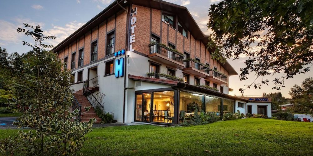 Hoteles que admiten mascotas en la provincia de Guipúzcoa
