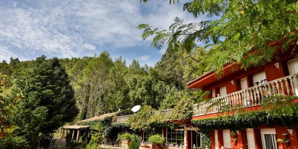 Hoteles que admiten mascotas en la provincia de Jaén