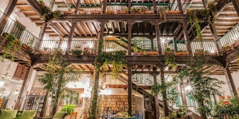 Hoteles que admiten mascotas en la provincia de Sevilla